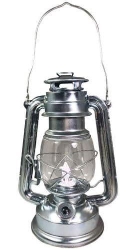 Amtech S8012 Flickering Lantern Indoor and Outdoor Lamp with 15 LED Lights and B